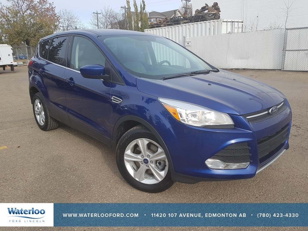 PreOwned 2015 Ford Escape SE 4 Door Sport Utility in Edmonton