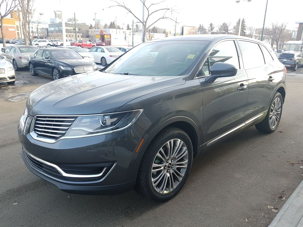 new 2018 lincoln mkx reserve 4 door sport utility in edmonton 8mx7499 waterloo lincoln. Black Bedroom Furniture Sets. Home Design Ideas